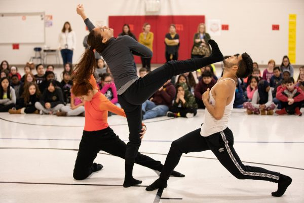 Malpaso Dance Company of Cuba Pays Visit to Madison