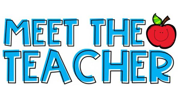 Meet the Teacher Night August 22nd 4:30-6 pm